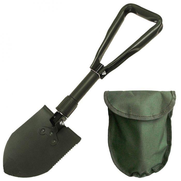MFH Mini-Klappschaufel mit Tasche