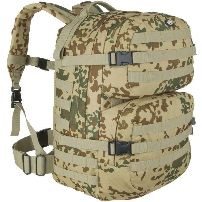 MFH Assault II Rucksack Tropentarn