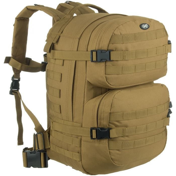 MFH Assault II Rucksack Coyote Tan
