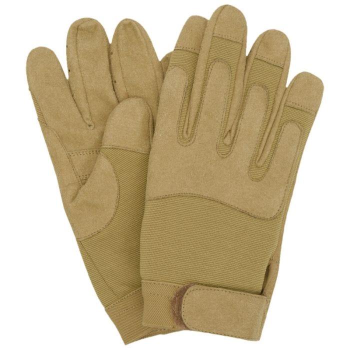Mil-Tec Army Handschuhe Coyote