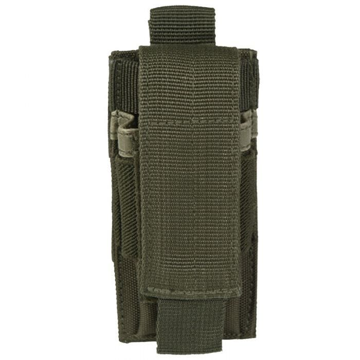 Mil-Tec Tasche für 1 Pistolenmagazin Oliv
