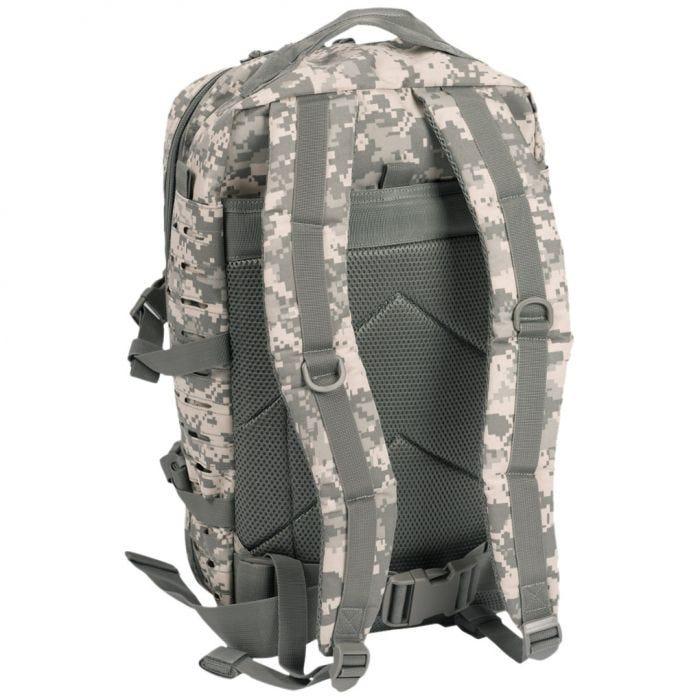 Mil-Tec US Assault Pack Laser Cut Large Einsatzrucksack ACU Digital