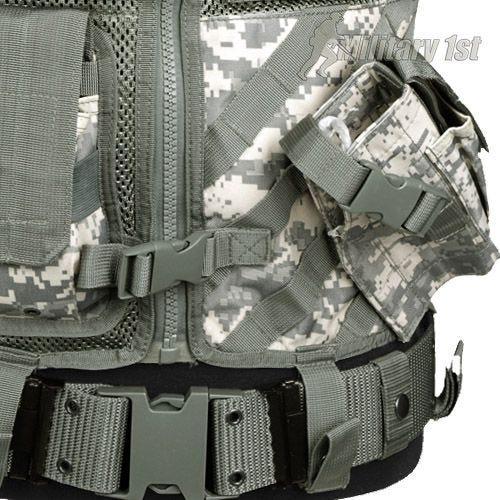 Mil-Tec USMC Taktische Weste ACU Digital