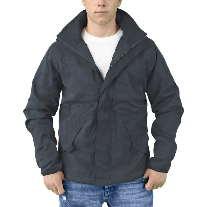 Surplus New Savior Jacke Anthracite