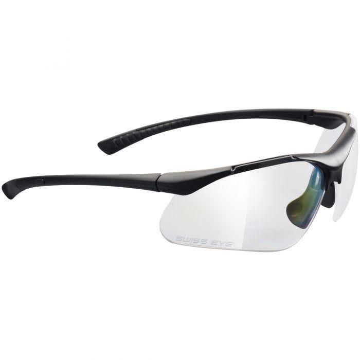 Swiss Eye Maverick Brille mit Gestell in Schwarz