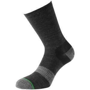 1000 Mile Approach Socken Charcoal