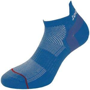 1000 Mile Ultimate Tactel Trainer Liner Socken Royalblau