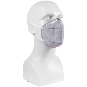 Air Pollution Mask Grey Pack of 10