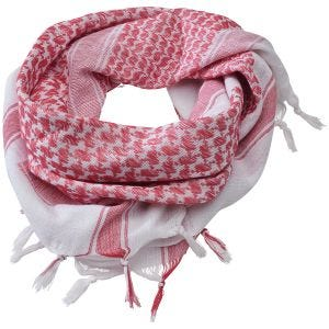 Brandit Shemagh-Tuch Rot / Weiß