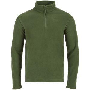 Highlander Ember Fleece-Pullover Olivgrün