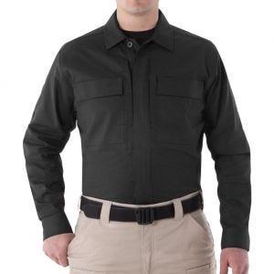 First Tactical V2 Herren BDU-Hemd langärmelig Schwarz