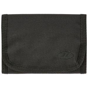 Highlander Shield RFID Brieftasche - Schwarz