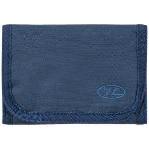 Highlander Shield RFID Brieftasche - Marineblau