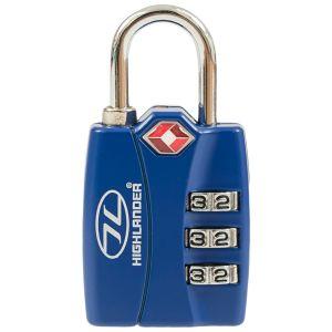 Highlander TSA Alert Combination Lock