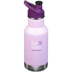 Klean Kanteen 355 ml Kinder-Trinkflasche mit Sport Cap 3.0 Sugarplum Fairy