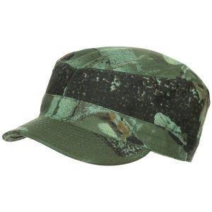 MFH Hunter Jäger-Feldmütze aus Ripstop-Material Hunter Grün