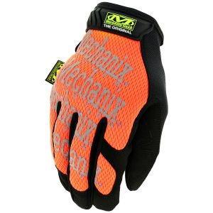 Mechanix Wear Original Hi-Viz Gloves Fluorescent Orange