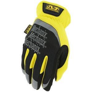 Mechanix Wear FastFit Handschuhe Gelb