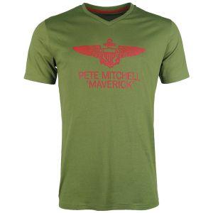 Mil-Tec T-Shirt Maverick Oliv Drab