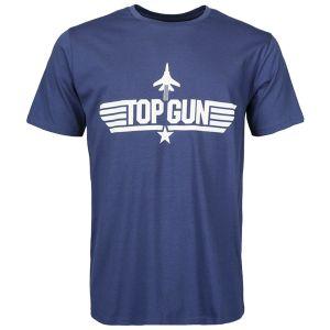 Mil-Tec T-Shirt Top Gun Dunkelblau