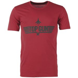 Mil-Tec T-Shirt Top Gun Rot