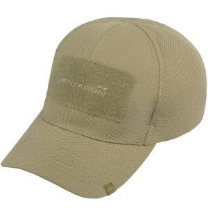 Pentagon Nest Basecap Khaki