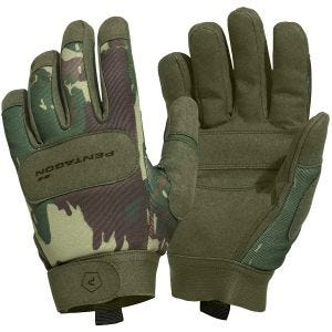 Pentagon Duty Mechanic Handschuhe Greek Lizard