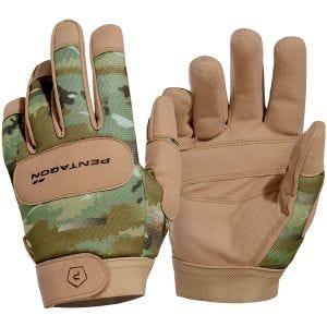 Pentagon Duty Mechanic Handschuhe PentaCamo