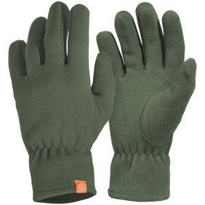 Pentagon Triton Fleece-Handschuhe Olivgrün
