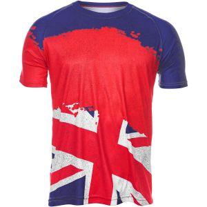 Tervel Sportline Kurzarm-Shirt UK-Motiv 1