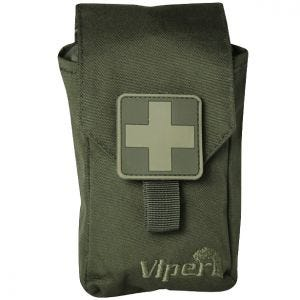 Viper Erste-Hilfe-Set Grün