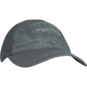 Viper Flexi-Fit Basecap Titanium