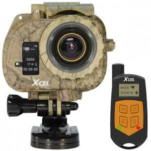 Xcel HD2 Hunting Edition Kamera Schwarz