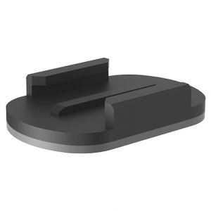 Xcel Action-Cam-Klebehalterungen für gerade Flächen Schwarz