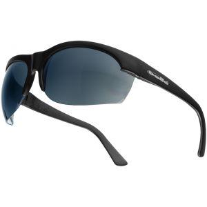 Bolle Super Nylsun III Schutzbrille rauchgraue Gläser schwarzes Gestell