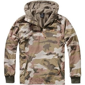 Brandit Luke Windjacke Light Woodland