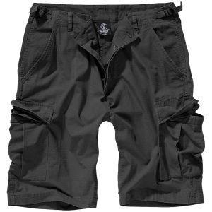 Brandit BDU-Shorts Schwarz