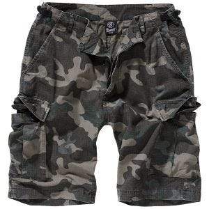 Brandit BDU-Shorts Dark Camo