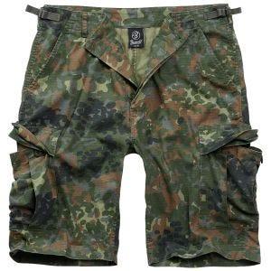 Brandit BDU-Shorts Flecktarn