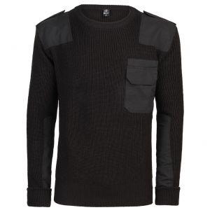 Brandit BW Pullover Schwarz