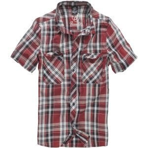 Brandit Roadstar Hemd Rot