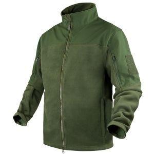 Condor Bravo Fleece Jacket Olive Drab