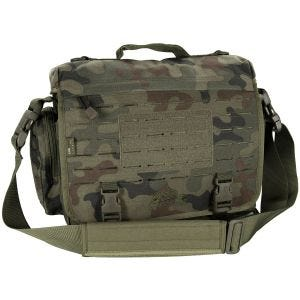 Direct Action Messenger Bag PL Woodland