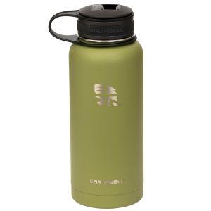 Earthwell Kewler Vakuum-Trinkflasche mit Flaschenöffner 946 ml Sequoia Pine
