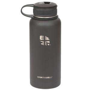 Earthwell Kewler Vakuum-Trinkflasche mit Flaschenöffner 946 ml Volcanic Black