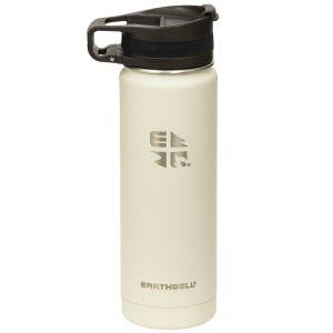 Earthwell Roaster Vakuum-Trinkflasche mit Befestigungsvorrichtung 592 ml Baja Sand