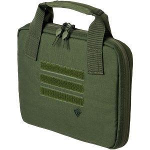First Tactical Große Pistolentasche OD Green