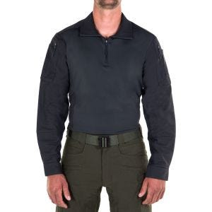 First Tactical Defender Herren Hemd Midnight Navy
