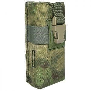 Flyye PRC 148 MBITR Tasche für Handfunkgerät MOLLE-Befestigungssystem A-TACS FG