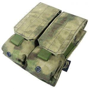 Flyye Doppel-Magazintasche für M4/M16 MOLLE-Befestigungssystem A-TACS FG